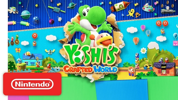 تماشا کنید: گیمپلی جدیدی از Yoshi's Crafted World منتشر شد