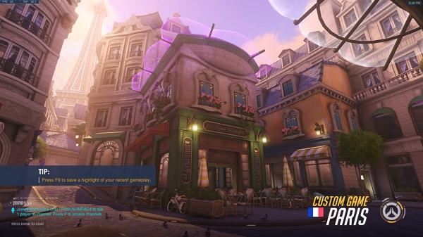 نقشهی جدید بازی Overwatch با عنوان Paris هماکنون در دسترس میباشد + 6 دقیقه از گیمپلی بازی در این نقشه