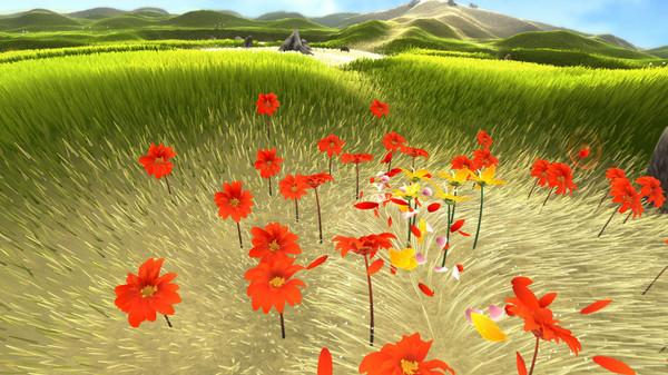 عنوان تحسین شده Flower ساخته Thatgamecompany بر روی PC عرضه شد