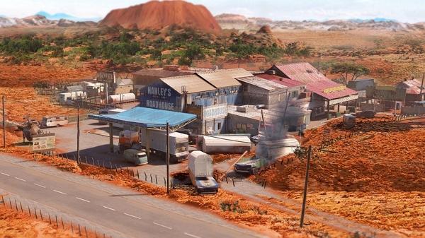 تماشا کنید: 9 دقیقه از گیمپلی Rainbow Six Siege در نقشهی جدید بازی با نام Outback
