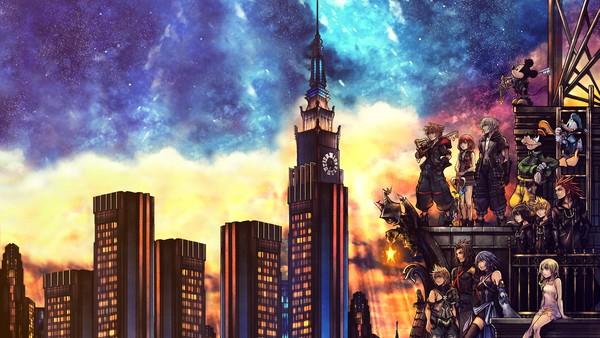 جدول فروش هفتگی بریتانیا: صدرنشینی Kingdom Hearts III در هفته ابتدایی عرضه