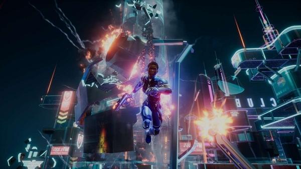 تماشا کنید: بررسی عملکرد فنی Crackdown 3 بر روی PC، Xbox One و Xbox One X