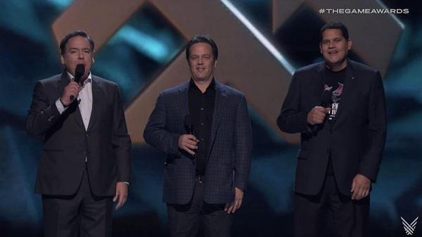 رئسای پلیاستیشن و اکسباکس به رجی فیلز امی بابت فعالیتش در Nintendo تبریک گفتند