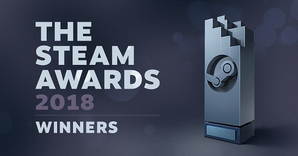 برندگان جوایز Steam Awards 2018 اعلام شدند؛ PUBG بهترین بازی سال