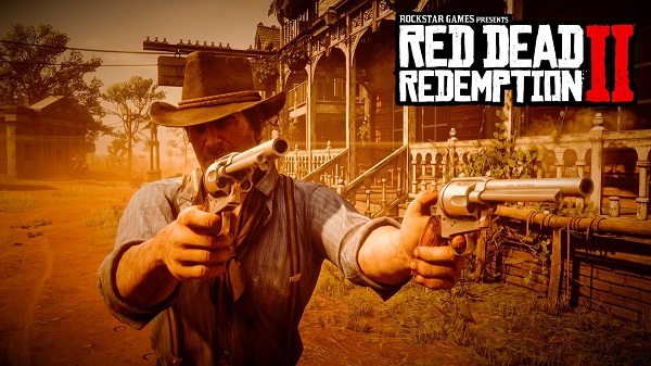 Read Dead Redemption II