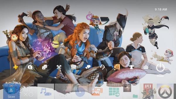 کمپانی Sony روز جهانی زن را با انتشار یک ویدئو و تم رایگان برای PS4 تبریک گفت