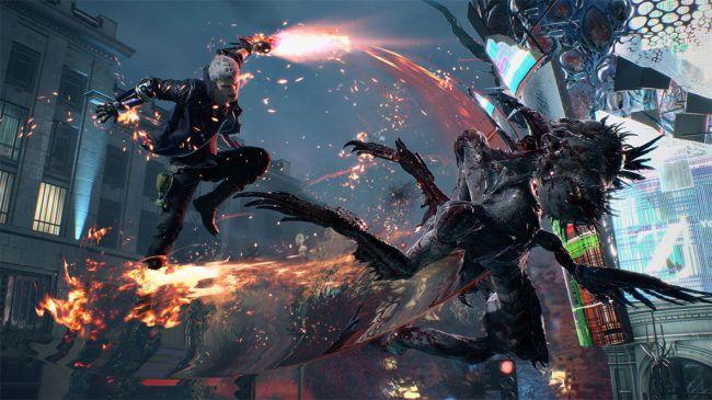 بازی Devil May Cry 5 دومین عرضه بزرگ تاریخ شرکت Capcom برروی PC را داشته است