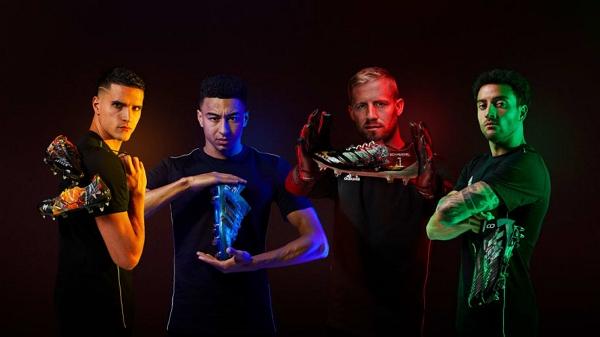 کمپانی EA از استوکهای جدیدی که با طرح بازی ویدئویی Anthem برای 4 ستارهی لیگ جزیره طراحی شده است رونمایی کرد