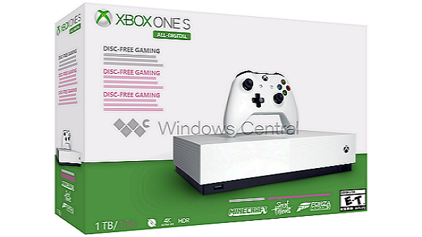 گزارش: زمان عرضهی مدل بدون دیسک Xbox One فاش شده است + تصویری از جعبهی کنسول