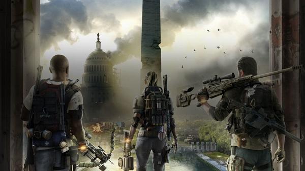 تماشا کنید: تریلر هنگام انتشار Tom Clancy's The Division 2 آشوب به پا شده در واشنگتن را به تصویر میکشد