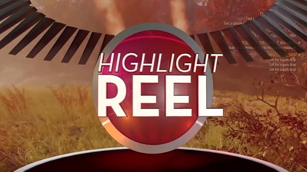 تماشا کنید: Highlight Reel : قسمت 466؛ از هیولایی نگون بخت در metro exodus تا تله ای مرگبار در rainbow six siege