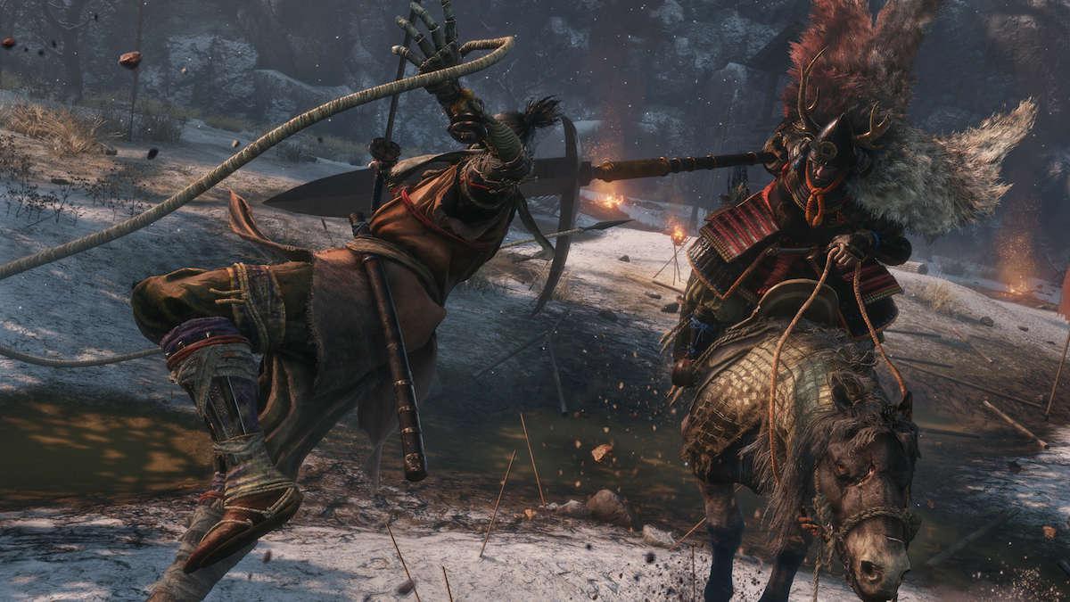 بازی Sekiro: Shadows Die Twice برروی PS4 Pro فعلا با رزولوشن 1080p و نرخ فریم آزاد اجرا میشود