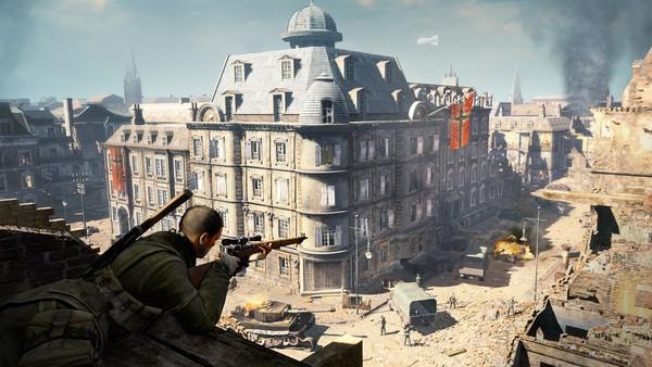 تماشا کنید: اولین تصاویر رسمی Sniper Elite V2 Remastered