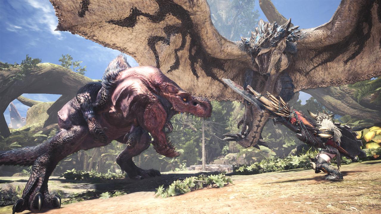 به زودی Monster Hunter World برای کاربران کامپیوترهای شخصی بسیار زیباتر از قبل میشود...