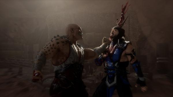 طراحی Fatalityهای Mortal Kombat 11 ماهها طول کشیده است