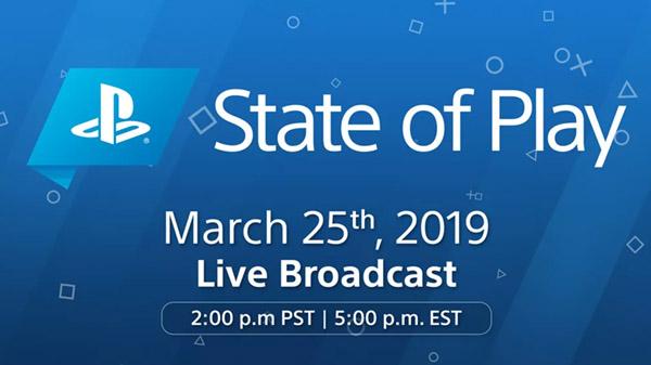نمایش ویدیویی State of Play با تمرکز بر اخبار دنیای PlayStation توسط Sony معرفی شد