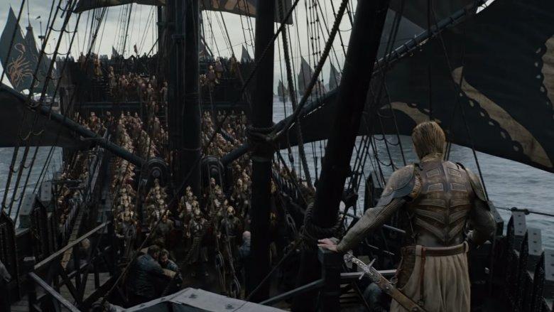 فصل پایانی سریال Game of Thrones