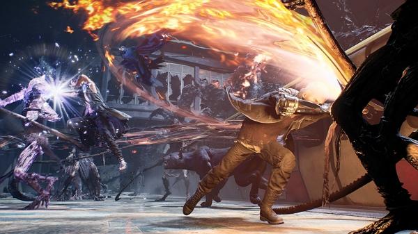 تماشا کنید: مقایسهی عملکرد فنی Devil May Cry 5 بر روی PS4،XBOX ONE و کنسولهای میان نسلی
