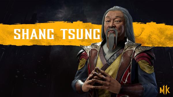 شخصیت Shang Tsung به عنوان یک dlc برای Mortal Kombat 11 معرفی شد