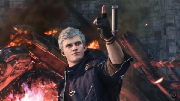 تریلر جدید Devil May Cry 5 سبک مبارزات کارکتر Nero را نشان میدهد