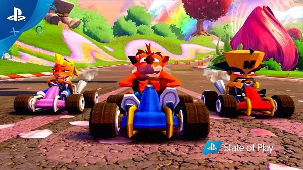 تریلر جدید Crash Team Racing Nitro-Fueled محتویات انحصاری بازی بر روی PS4 را نشان میدهد