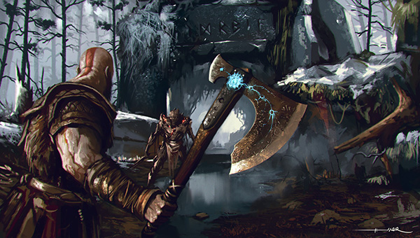"""ماجرای جالب نامگذاری """"God of War"""" از زبان دو تن از خالقین این سری"""