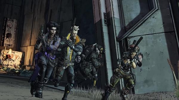 تماشا کنید: از بازی Borderlands 3 با انتشار تریلری رونمایی شد