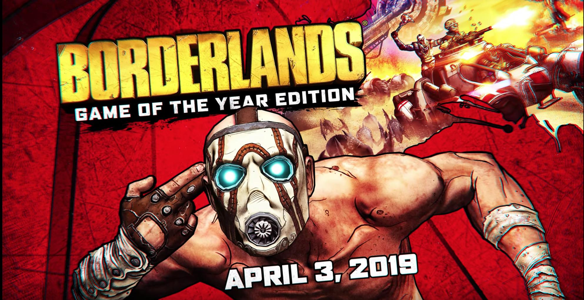 تماشا کنید: از نسخه بازی سال Borderlands و کالکشن Handsome رونمایی شد