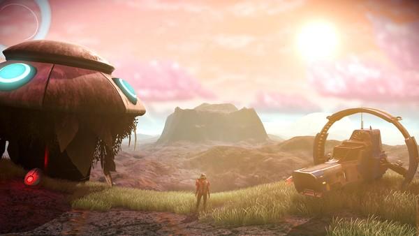 جدیدترین افزونه  No Man's Sky تحت عنوان Beyond معرفی شد؛ بروزرسان عظیمی که بخش چندنفره را به بازی اضافه خواهد کرد + نمایش معرفی