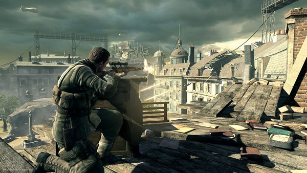 دنباله Sniper Elite 4 در دست ساخت قرار دارد