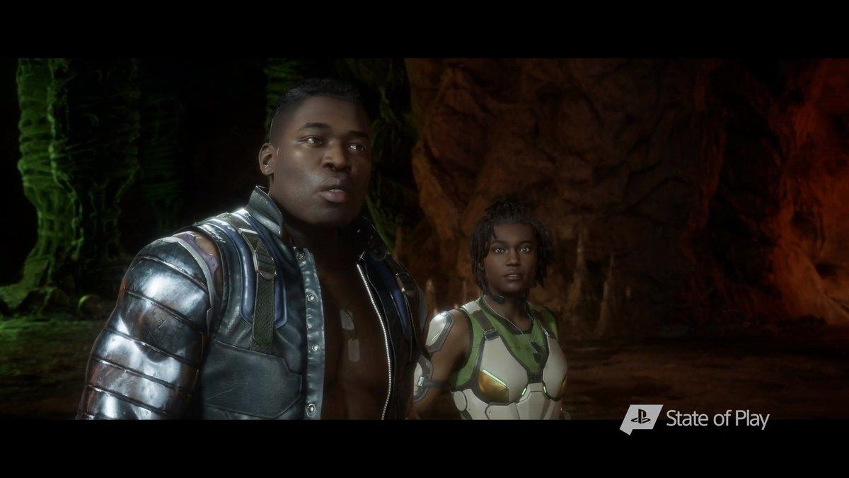 تماشا کنید: تریلر داستانی جدید Mortal Kombat 11 با حضور شخصیتهای قدیمی و Jax