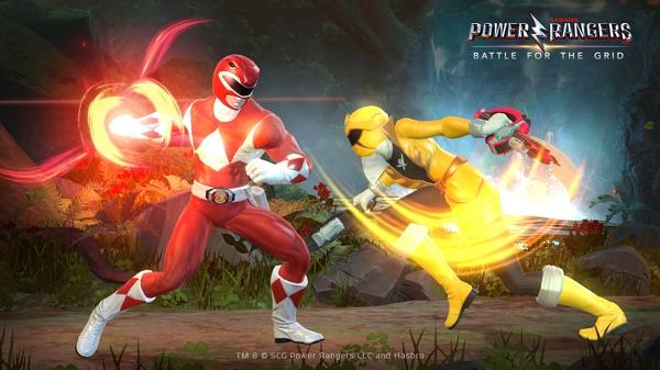 تماشا کنید: تریلر جدیدی از گیمپلی بازی Power Rangers: Battle for the Grid منتشر شد