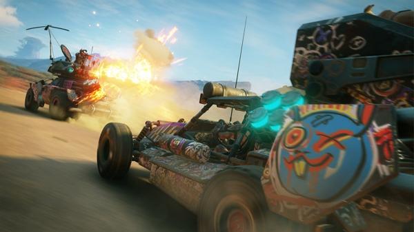 Rage 2 بر روی PS4 Pro و Xbox One X با رزولوشن 1080p و نرخ فریم 60 اجرا میشود