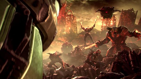 تماشا کنید: نمایش گیمپلی Doom Eternal بر روی پلتفرم Stadia
