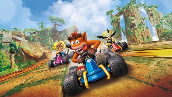 تماشا کنید: ویدئویی 12 دقیقهای از گیمپلی بازی Crash Team Racing Nitro-Fueled بر روی ps4