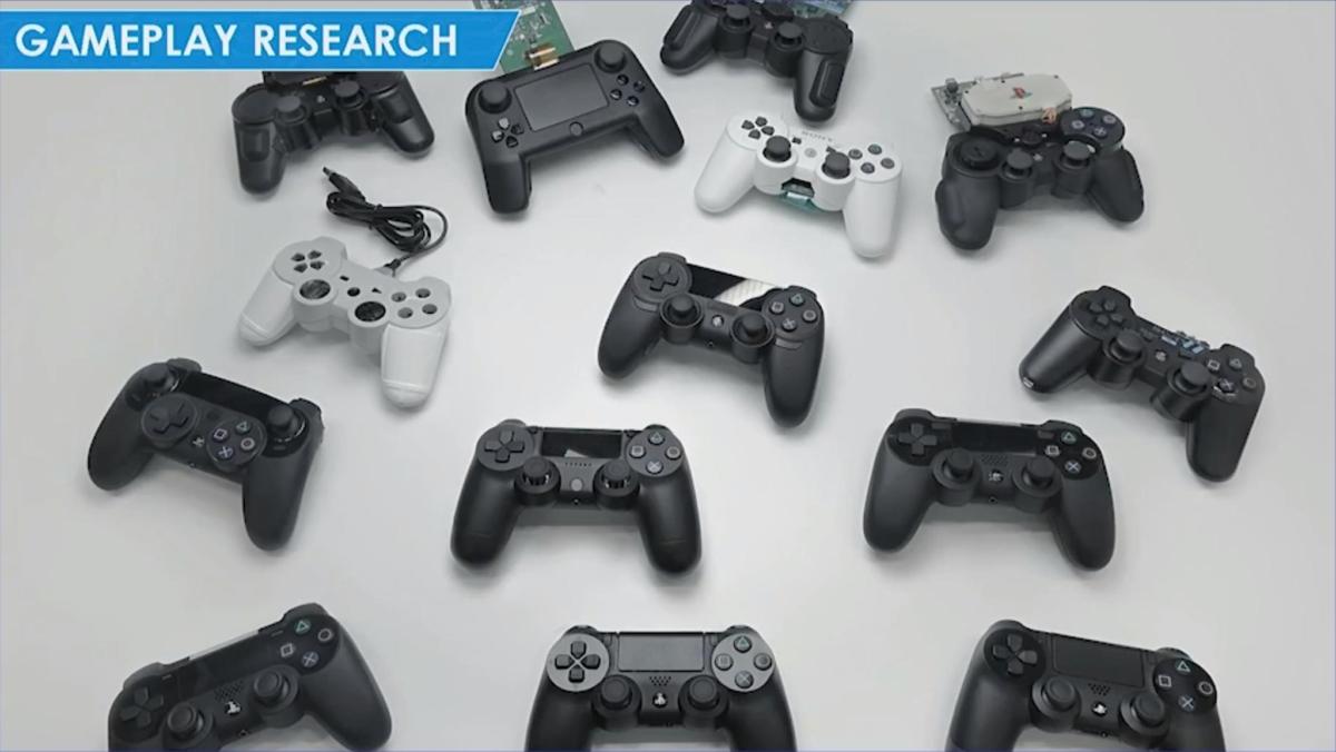 تماشا کنید: تصاویری از طرحهای اولیه و مختلف کنترلر کنسول PlayStation 4