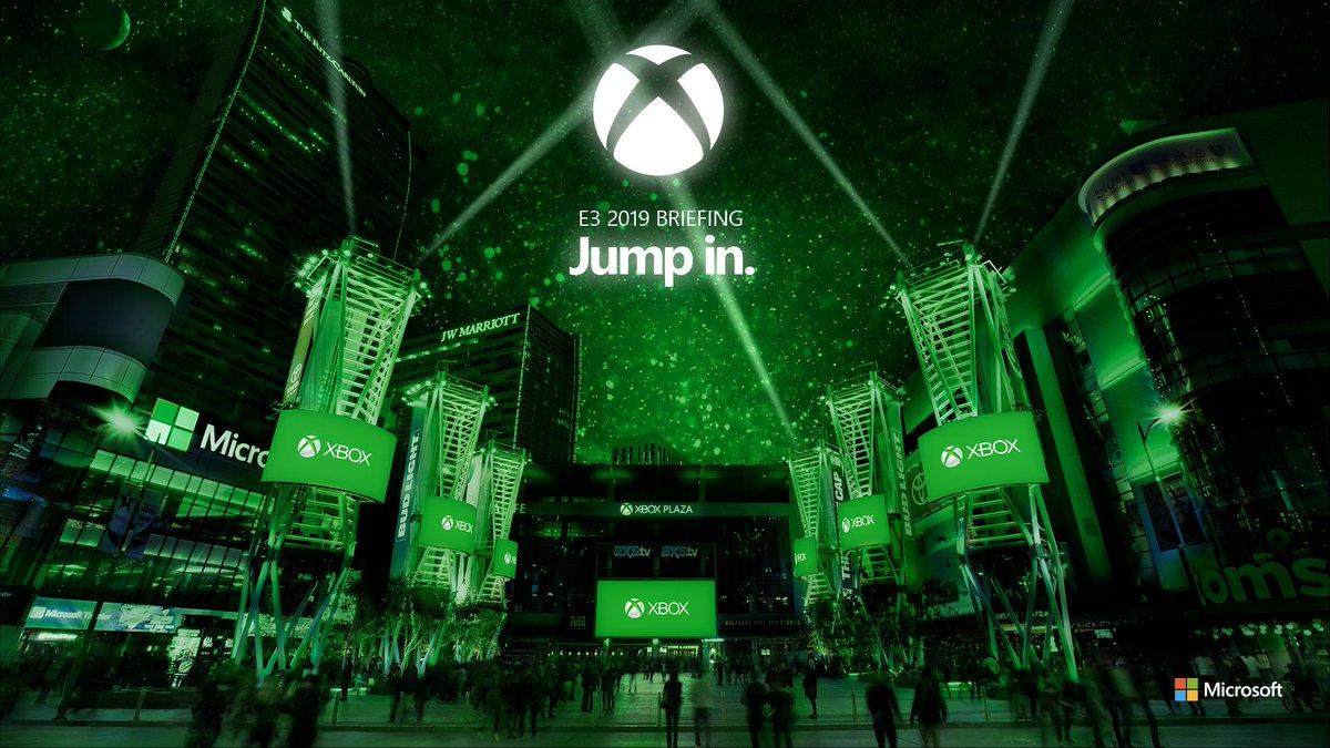 یک ساعت پس از انتشار اولین اطلاعات از PS5، مایکروسافت تاریخ برگزاری کنفرانس خود در E3 2019 را اعلام کرد
