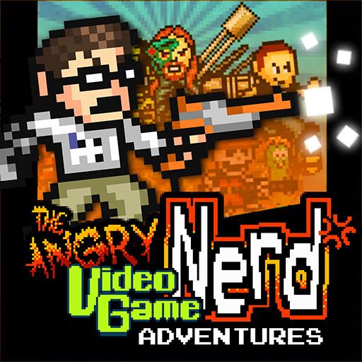 دانلود موسیقی متن بازی Angry Video Game Adventures
