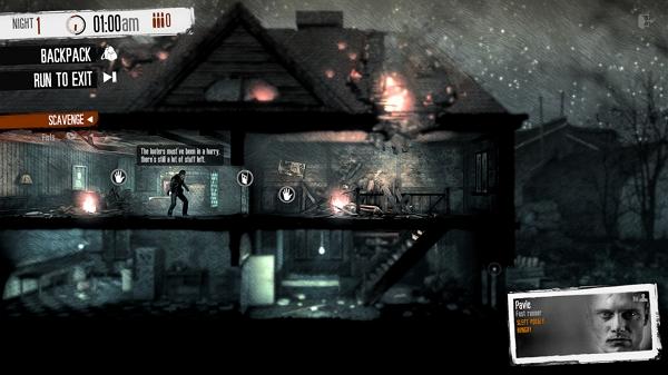 گزارش: 4.5 میلیون نسخه از بازی This War of Mine در سراسر جهان به فروش رسیده است