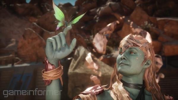 تماشا کنید: تریلر گیمپلی شخصیت Cetrion در Mortal Kombat 11