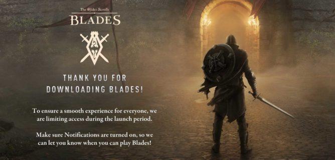 یازی The Elder Scrolls: Blades فروش یک میلیون واحدی را در هفتهی اول خود ثبت کرد