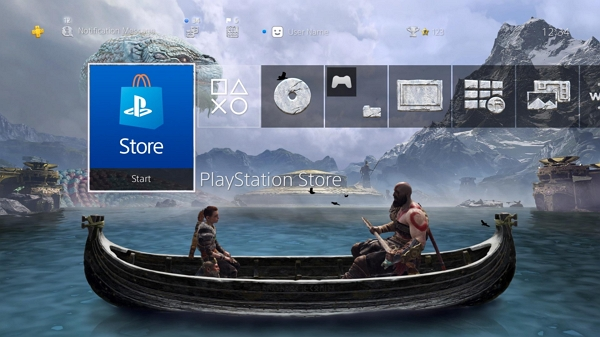به نظر میرسد به نسخهی بعدی God of War در تم جدید بازی اشاره شده است