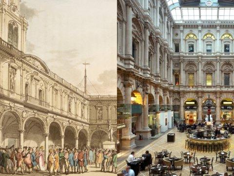 8 ساختمان مشهور در سراسر جهان که پس از یک فاجعه بزرگ بازسازی شدن1