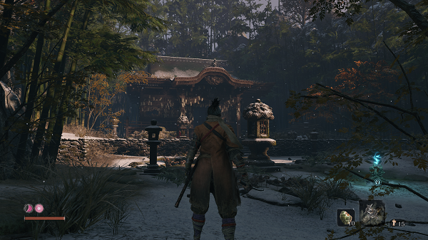 Sekiro Review 1