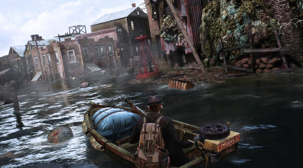 تماشا کنید؛ 15 دقیقه از گیمپلی عنوان The Sinking City منتشر شد