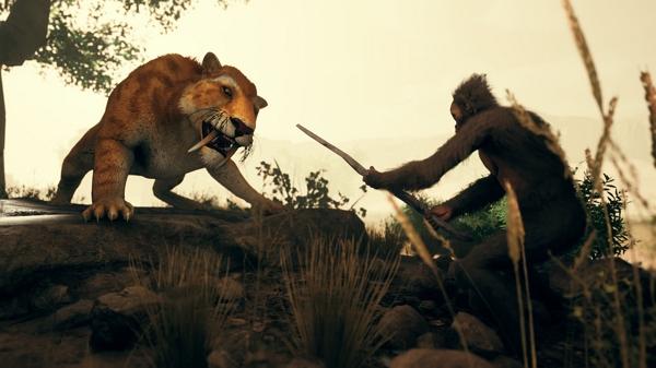Ancestors: The Humankind Odyssey بین 40 تا 50 ساعت گیمپلی خواهد داشت + 13 دقیقه از گیمپلی بازی