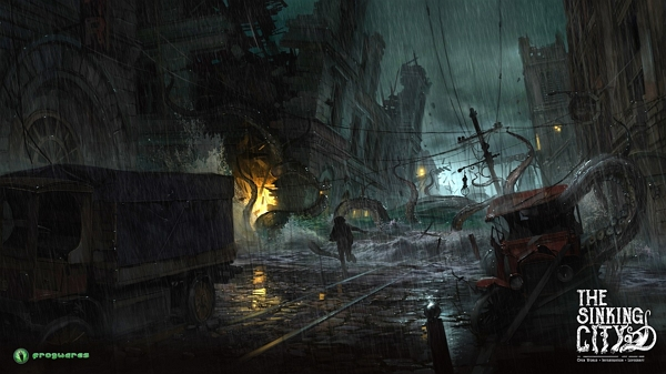 تماشا کنید: 12 دقیقه از گیمپلی جدید بازی The Sinking City