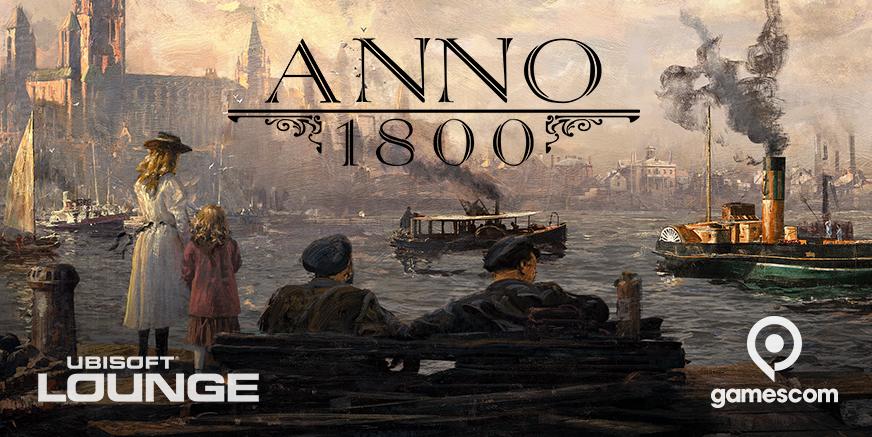 سیستم مورد نیاز Anno 1800 اعلام شد