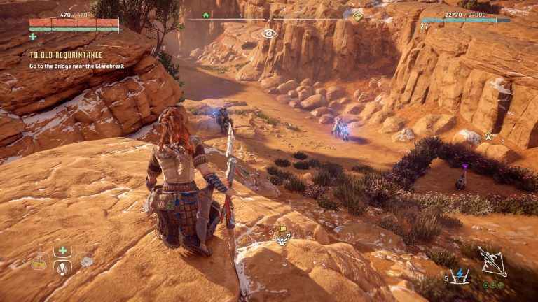 نیزههای معروف Horizon Zero Dawn توسط یکی از دست اندرکاران God of War به بازی اضافه شده