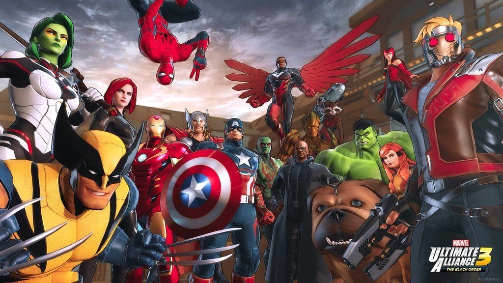 تاریخ انتشار Marvel Ultimate Alliance 3: The Black Order مشخص شد